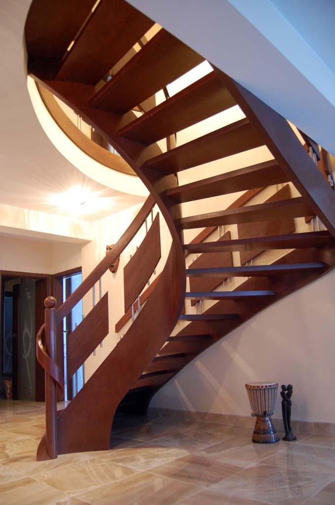 schody jednozabiegowe 15