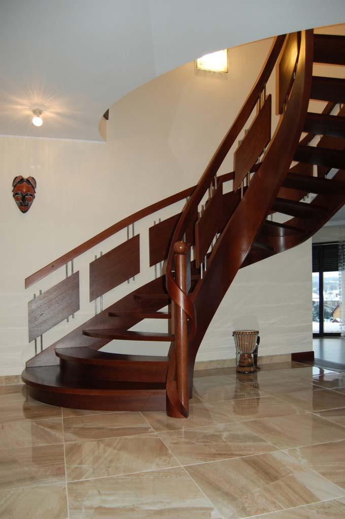 schody jednozabiegowe 16