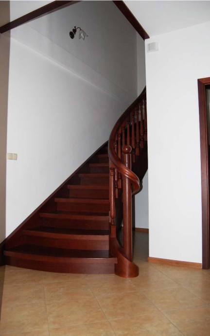 schody gięte drewniane wersja 6