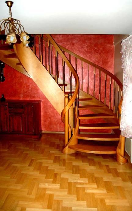 schody jednozabiegowe wersja 11