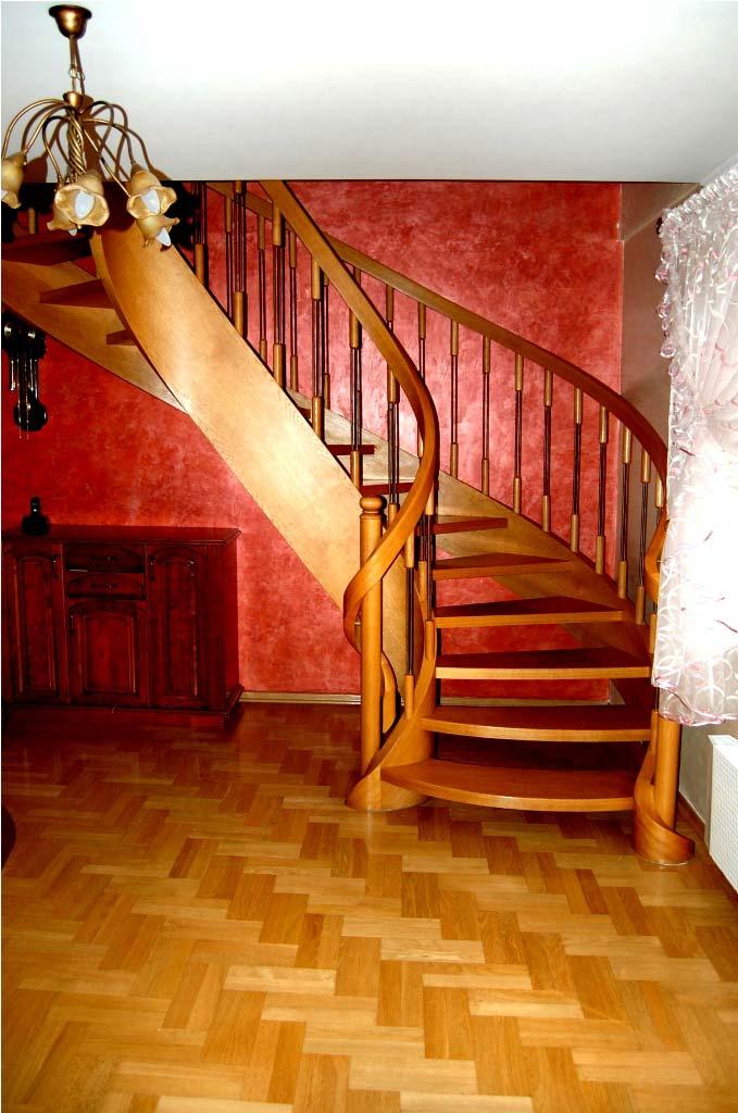 schody jednozabiegowe 11