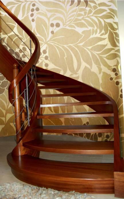 schody jednozabiegowe z drewna prudlik