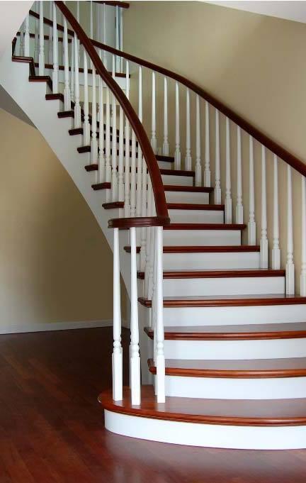schody jednozabiegowe prudlik